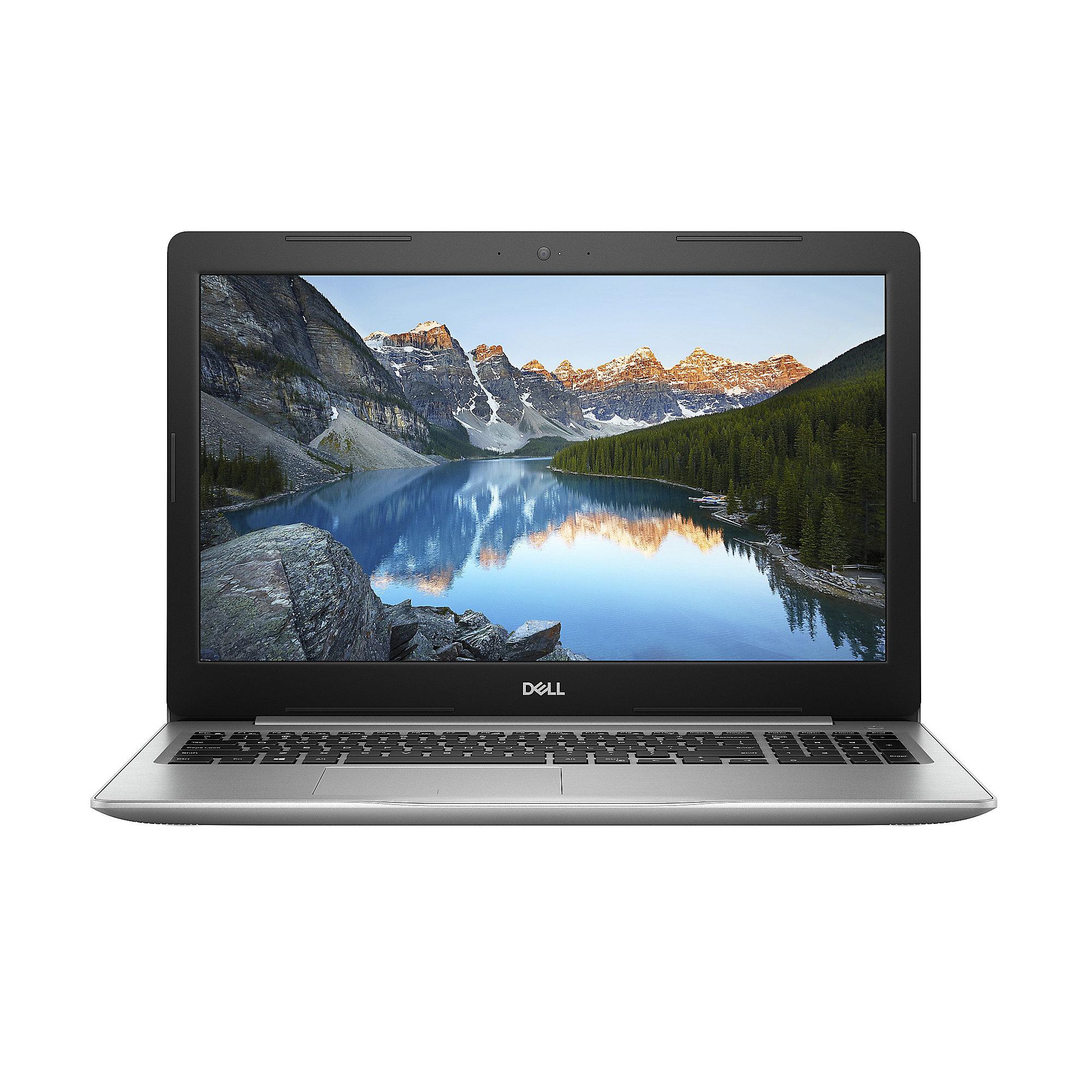 [Cyberport] Dell Inspiron 15 5570 silber, Core i7-8550U, 16GB RAM, 2TB HDD, 256GB SSD (5570-0326)
