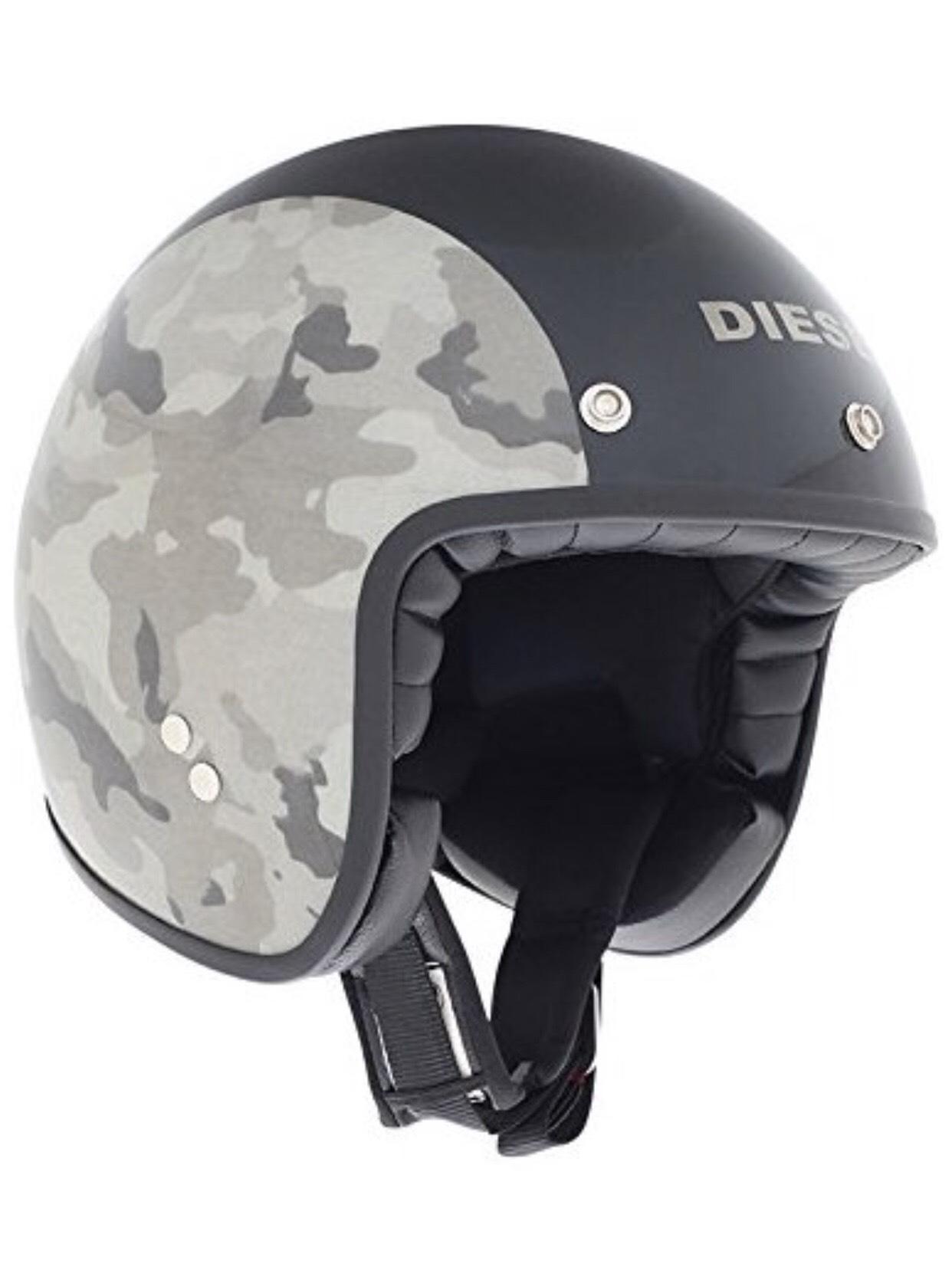 AGV Helm Old Jack Diesel - Camouflage