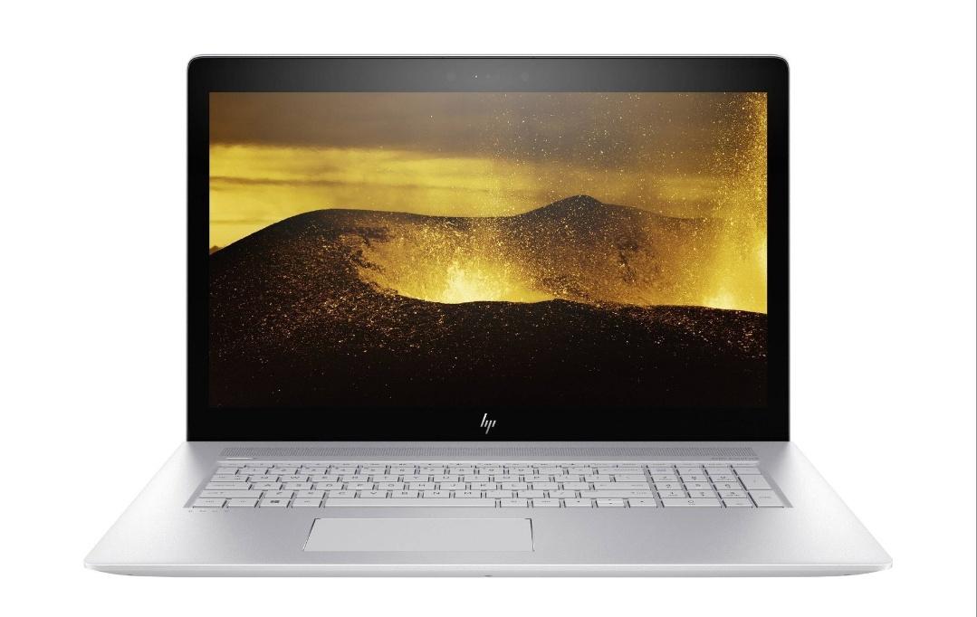 [Tagesangebot] HP ENVY 17-ae140ng 43,9 cm (17,3 Zoll Full HD IPS) Laptop (Intel Core i7-8550U, 8GB RAM, 1TB HDD, 256GB SSD, Nvidia GeForce MX150 2GB, DVD-RW, Windows 10 Home) silber