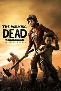 The Walking Dead: Collektion - The Telltale Series + Die letzte Staffel The Complete Season (Xbox One) für 6,11€ (Xbox Store AR VPN)