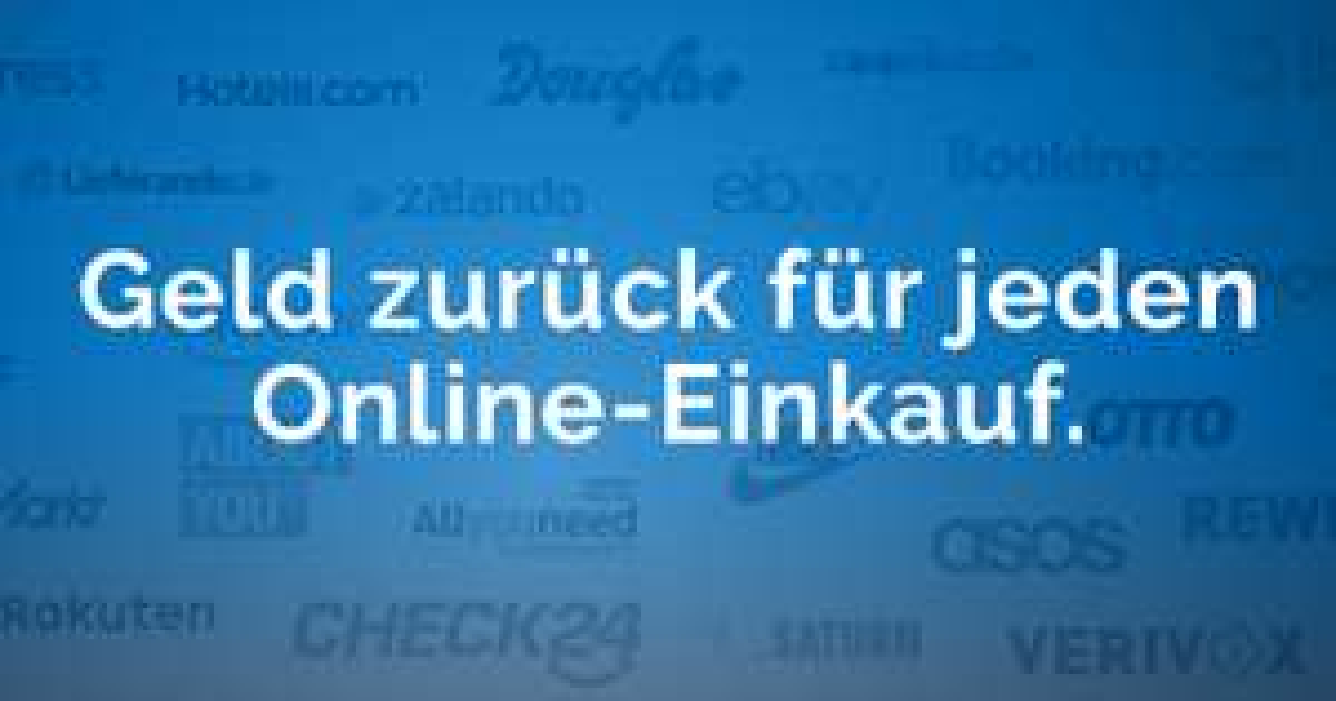 3,- € Cashback ohne Kosten für DHL Packstation-Anmeldung bei Shoop