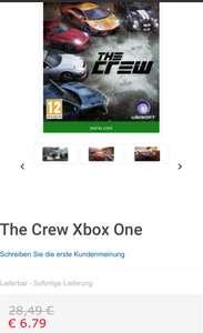 (Xbox one) The Crew Download Code 6,79€
