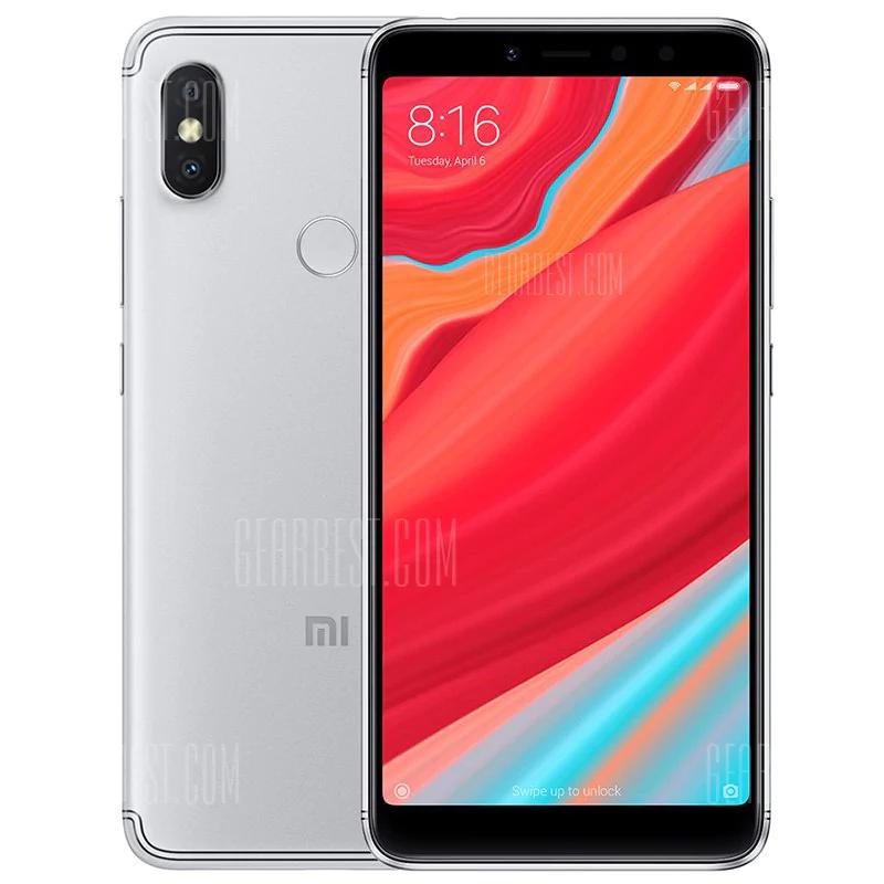 Xiaomi Redmi S2 5,99 Zoll 3GB/32GB für 119,81€ und 4GB/64GB für 137€ Globale Version mit Band20 bei Gearbest