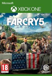 (Xbox one) Farcry5 Download Code 45,59€