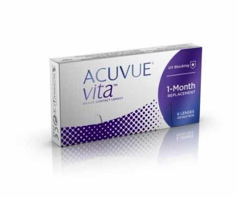 Acuvue Vita Monatslinse Kostenlos + 3,90€ Versand