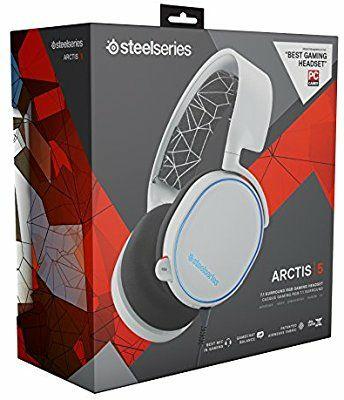 SteelSeries Arctis 5(weiß)