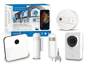 Amazon - Hauppauge 01568 mySmarthome SECURITY Starter Kit Z-Wave