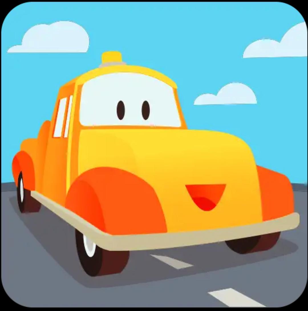 Tom der Abschleppwagen - Mini Mango / kostenlos für Android