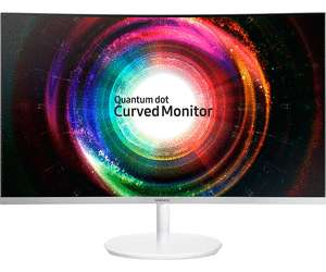 "Monitor Samsung C32H711Q (32"" 2560x1440, 60Hz VA-Panel, FreeSync, HDMI 1.4 & Mini DisplayPort 1.2, Curved)"