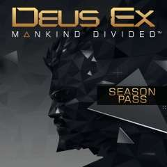 Deus Ex: Mankind Divided Season Pass (PS4) für 3,74€ (PSN Store DE)