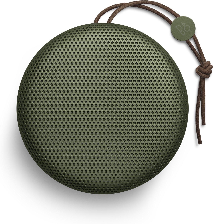 Bang & Olufsen Beoplay A1 - mobiler Bluetooth Lautprecher mit 60 Watt, spritzwassergeschützt