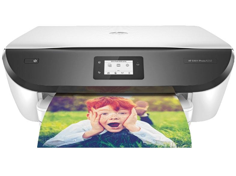 [Mediamarkt] HP ENVY PHOTO 6232 Thermal Inkjet 3-in-1 Multifunktionsdrucker WLAN  für 45,-€