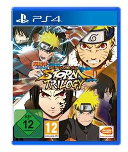 Naruto Shippuden: Ultimate Ninja Storm Trilogy (PS4) für 19,99€ (Amazon Prime)