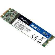 [Alternate] Intenso TOP 256 GB m.2 SSD SATA  // Intenso High Performance 240 GB m.2 SSD SATA ( 5 EUR NL Gutschein / 15 EUR Masterpass Rabatt möglich)