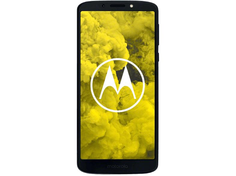 MOTOROLA Moto g6 play 32 GB Deep Indigo Dual SIM inkl. Adidas Fußball