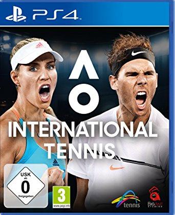 [ voelkner.de ] AO International Tennis PS4 für 36,37€ inkl. Versand (Angebot + 5,55€GS - nur Sofortüberweisung)