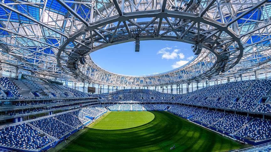 Fussball WM Russland - Spiele gratis in UHD streamen