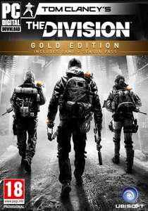 The Division Gold Edition [PC/Uplay] - Gamesplanet