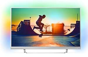 [Tagesangebot] Philips 49PUS6482/12 123cm (49 Zoll) LED-Fernseher (Ultra-HD, Smart TV, Android, Ambilight)
