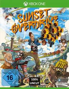 Sunset Overdrive Day One Edition (Xbox One) für 6,99€ (GameStop)