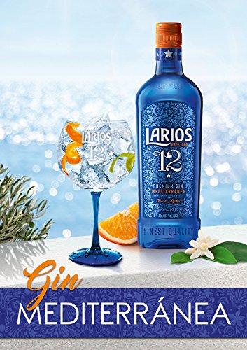 Larios Premium Gin Mediterránea - 12 oder Rosè (Erdbeergin) - 0,7l Fl. für 11,19 € @ amazon prime