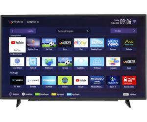Grundig 55VLX7810BP - 55 Zoll Smart LED TV Fernseher (4K/UHD, HDR, Dual Triple Tuner, PVR-ready)