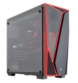 Fertig PC, Ryzen 5-1600, Nvidia GTX 1060 (6GB) 8GB RAM, 240GB SSD, 1TB HDD, beQuiet PP10 400 Watt, inkl. Montage u. Garantie