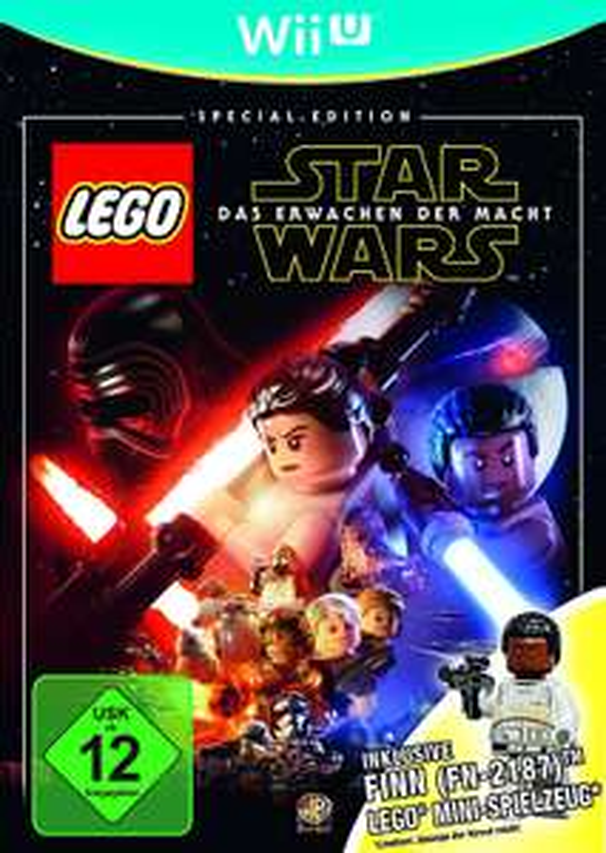 LEGO Star Wars: Das Erwachen der Macht Special Edition (Wii U) für 11,74€ (Amazon Prime)