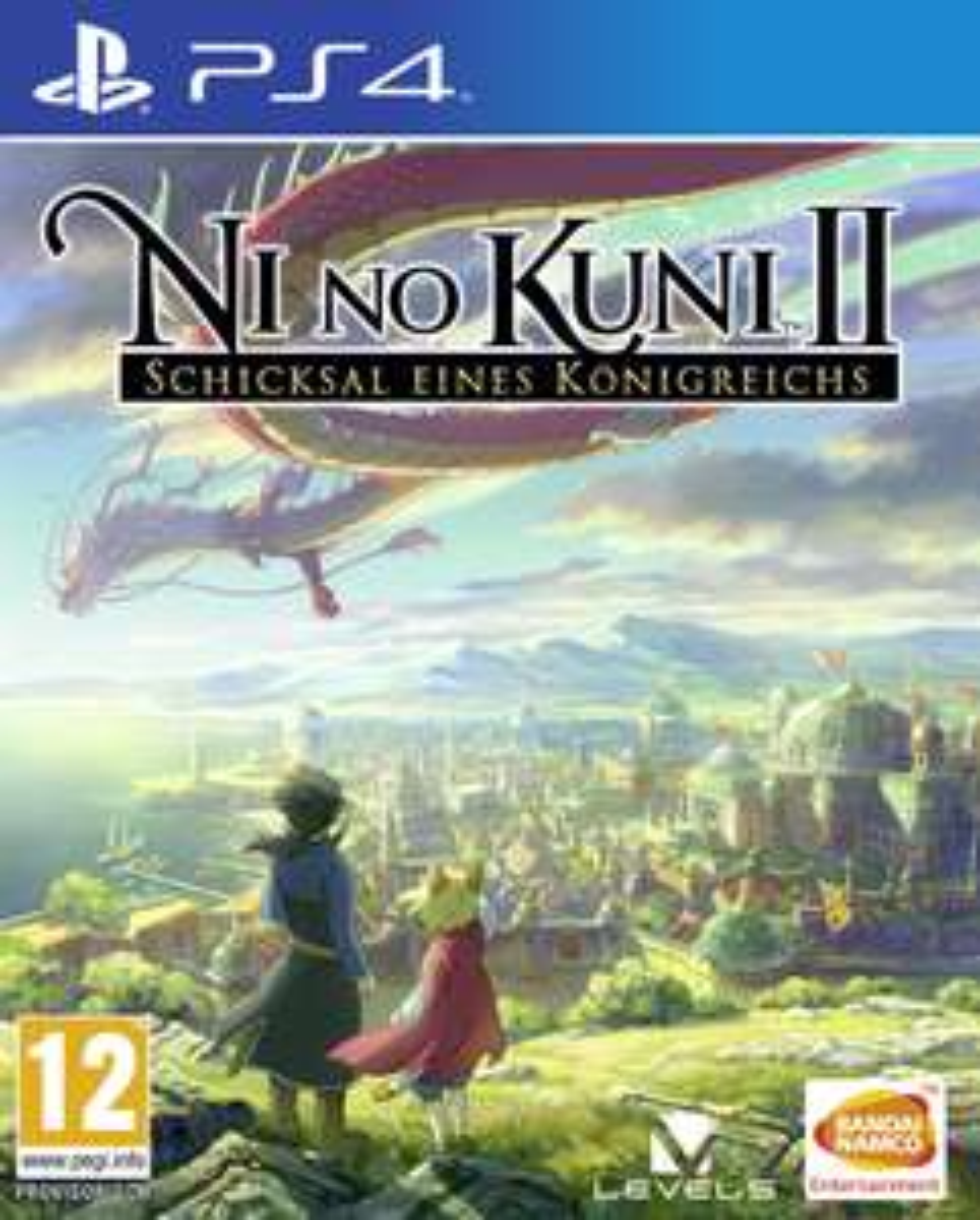 Ni No Kuni 2: Schicksal eines Königreichs (PS4) + Season Pass + DLC für 39,90€ (Gameware)