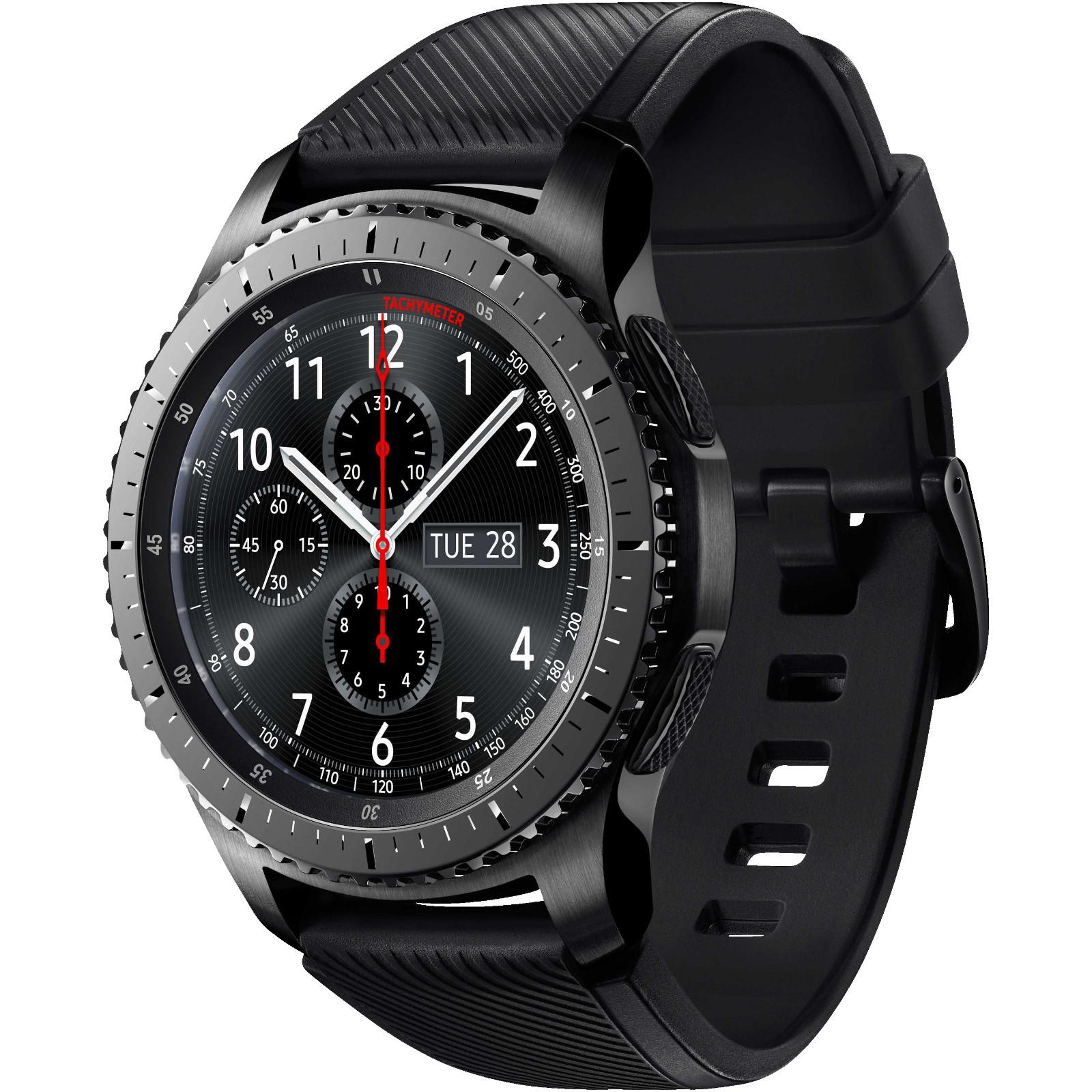 [Saturn/ebay] SAMSUNG Gear S3 Frontier & Classic, Smartwatch