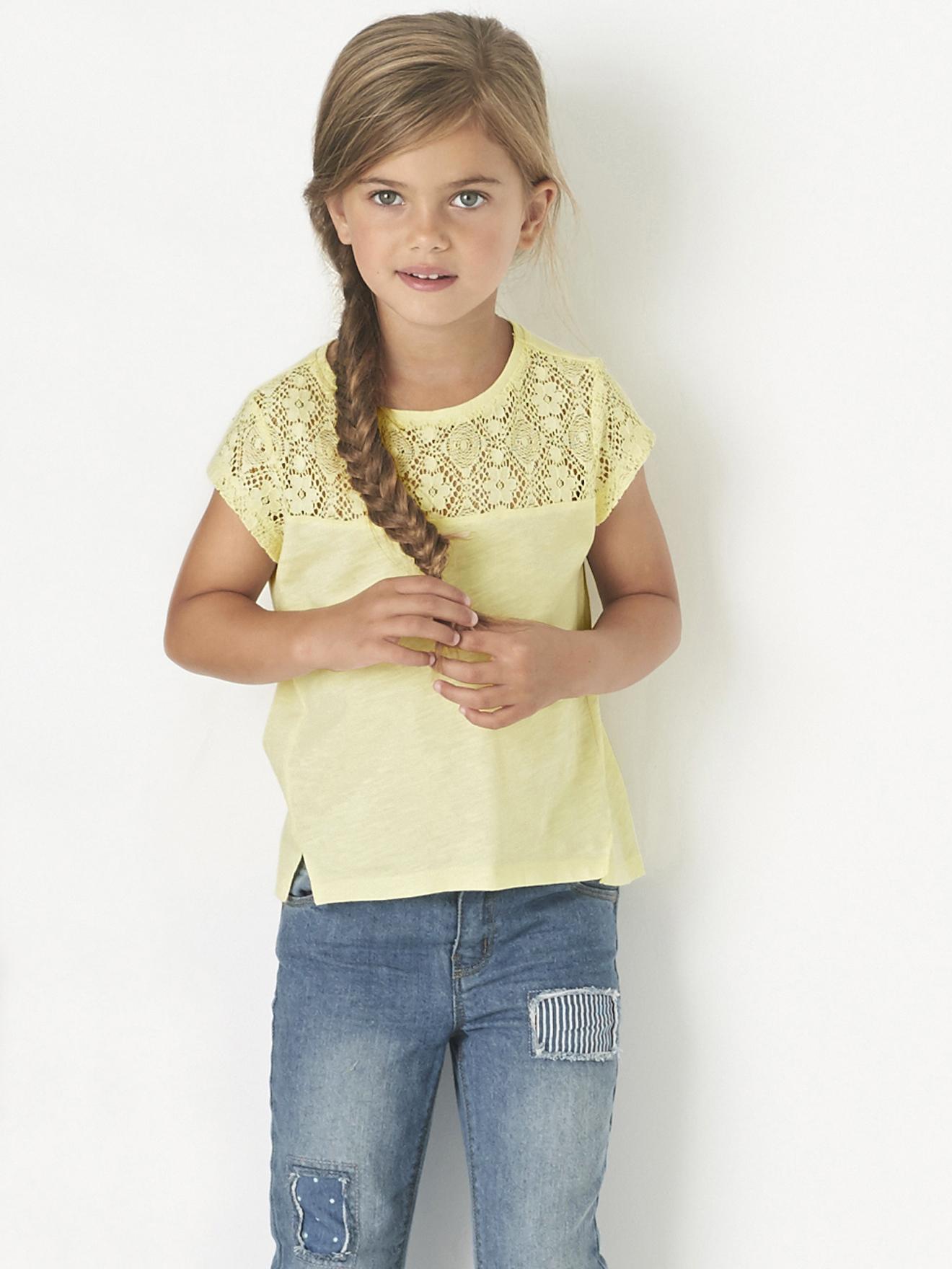 T-Shirt für Jungs oder Mädchen im Flash-Sale bei [vertbaudet]