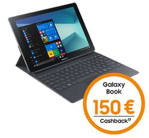 Samsung Galaxy Book 10.6 LTE im o2 My Data M (10 GB LTE) mit 150€ Cashback