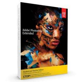 [VORBEI, jetzt 199€] Adobe Photoshop CS6 Student and Teacher Edition: 169€ (ca. 30€ Ersparnis) / 232 EUR für Nicht-Studenten
