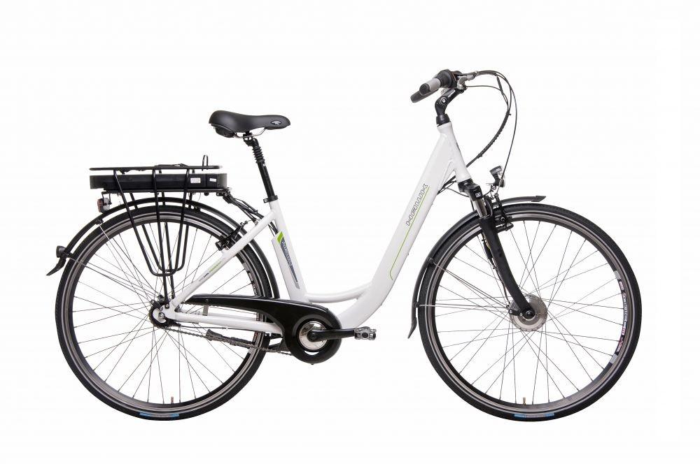 """[Hawk Bikes@Rakuten] HAWK Bikes E-Bike »City Wave«, 7 Gang Shimano, Nabenschaltung, Frontmotor 250 W, 28"""", Rahmen 48cm (In Schwarz für 789,15€)"""
