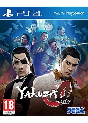 Yakuza Zero (PS4) für 20,67€ (Base.com)