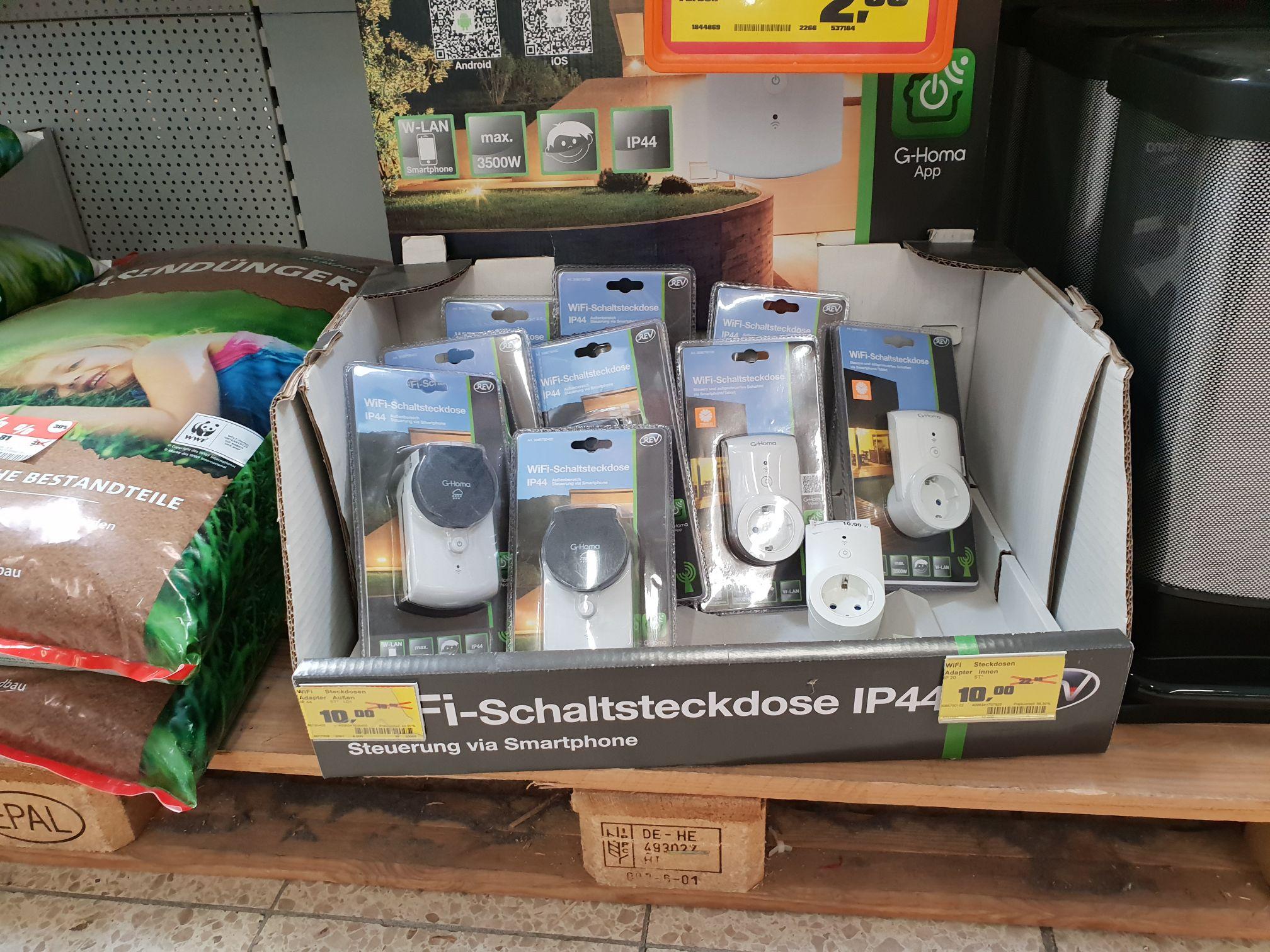 [Lokal] OBI Bad Oeynhausen - G-Homa Wifi Außensteckdose IP44