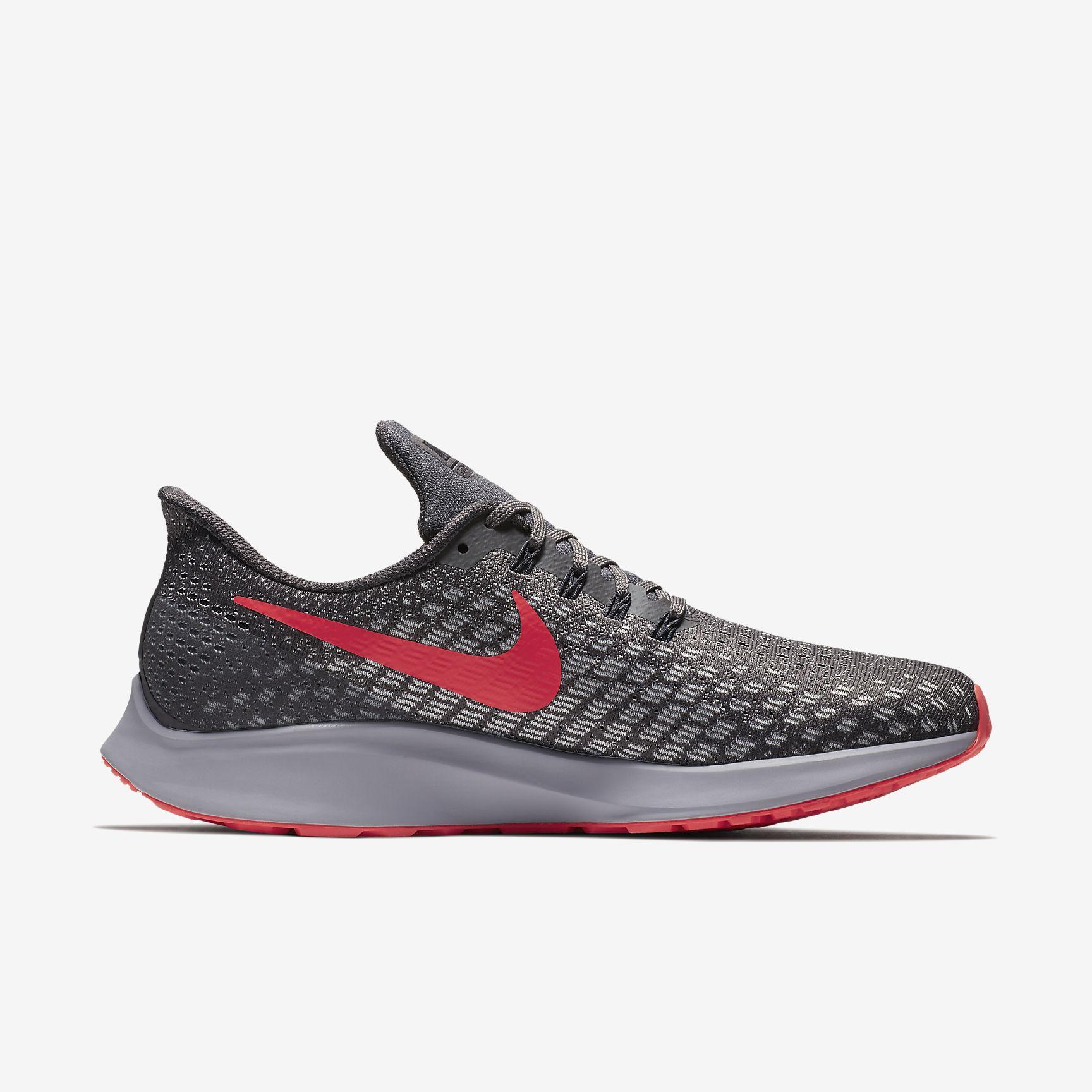 [Ebay] Nike Air Zoom Pegasus 35 Herren-Laufschuh für 79,99€ inkl. VSK in Schwarz und Thunder Grey - alle Größen