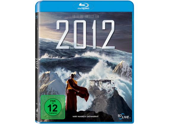 2012 (Blu-ray) für 3,67€ inkl. Versand (Dodax)