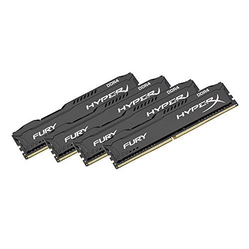 HyperX Fury DDR4 32GB (4x8GB) 2400MHz CL15