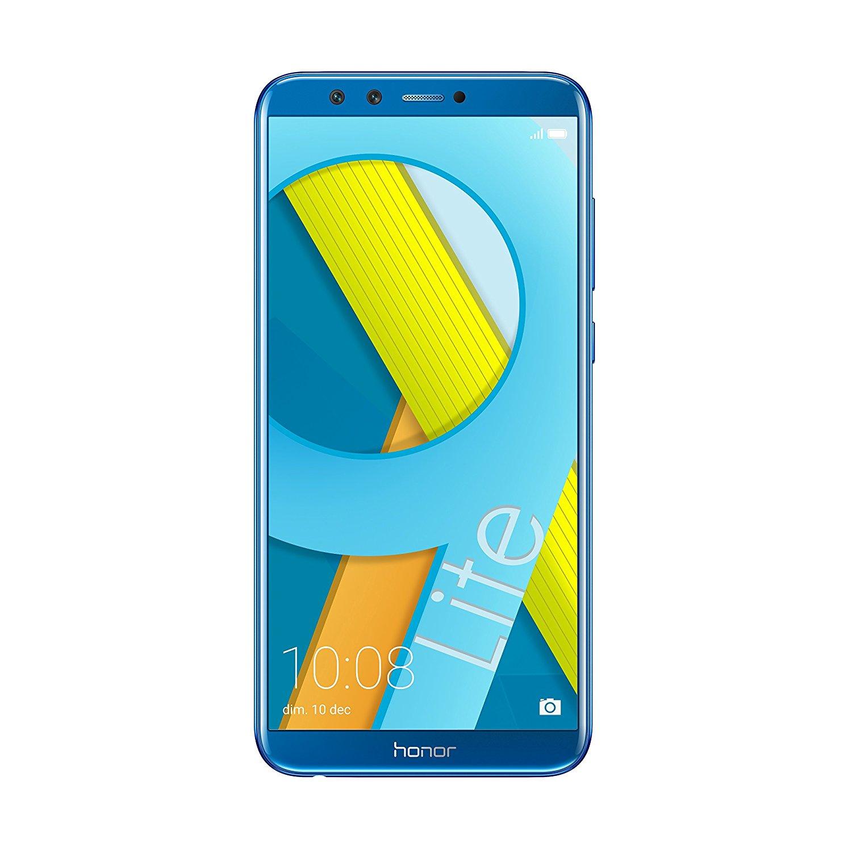"""Honor 9 Lite Smartphone: 5.65"""" - 2K Display, Kirin 659 Octacore, 3GB RAM, 32GB Speicher, Dual Sim, Fingerabdrucksensor, 13 MP Kamera (Vorne + Hinten), Android 8 für 171,61€ (Amazon.it)"""