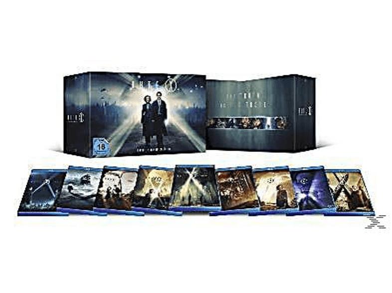 Akte X – Staffel 1-9 (Blu-ray) für 65€ (Media Markt)