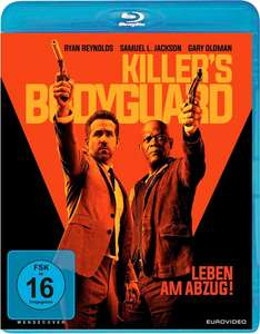 Killer's Bodyguard (Blu-ray) für 7€ versandkostenfrei (Media Markt & Amazon Prime)