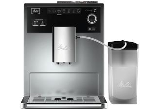 [Amazon] MELITTA E 970-101 Caffeo CI Kaffeevollautomat Silber (Stahl-Kegelmahlwerk, 1.8 Liter Wassertank, 2x Bohnenkammern à 135g) für 499€ bzw 464€ bei Amazon