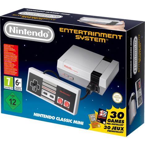 Nintendo Classic Mini: Nintendo Entertainment System für 60,24€ (Game.co.uk)