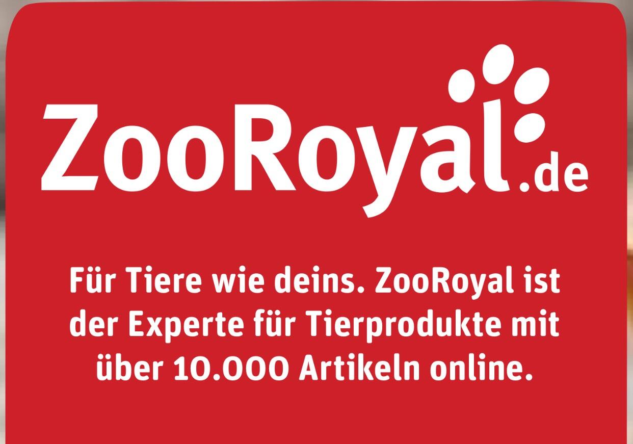 [Zoo Royal] 10€ Rabatt auf ganzes Sortiment* (online)