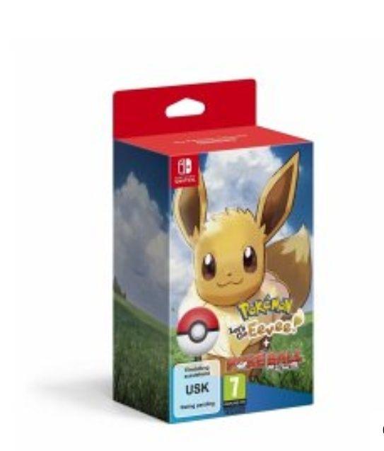 Pokémon: Let s Go, Évoli!+ Pokéball Plus