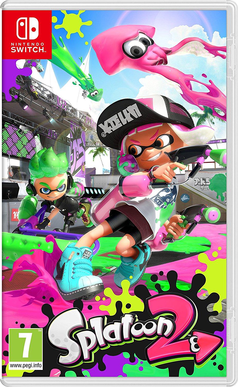 Splatoon 2 (Nintendo Switch) bei Amazon UK für ~33,60€