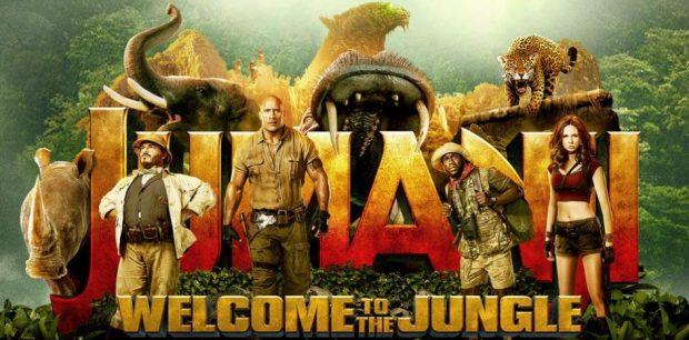Jumanji: Willkommen Im Dschungel (HD) zum Leihen für 1,99€ [Amazon Video + ITunes]