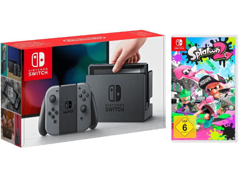 Nintendo Switch + Splatoon 2 im Media Markt