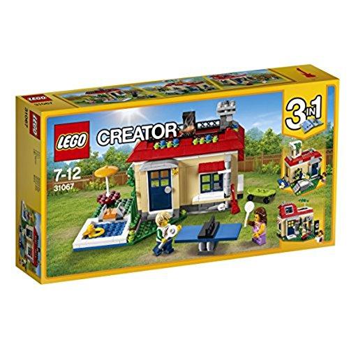 Lego Creator 31067 - Ferien am Pool für 13,90€ mit Prime